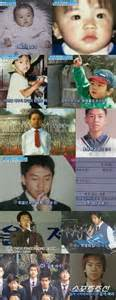 lee seung gi younger sister lee seung gi s youth pictures he has grown up so well