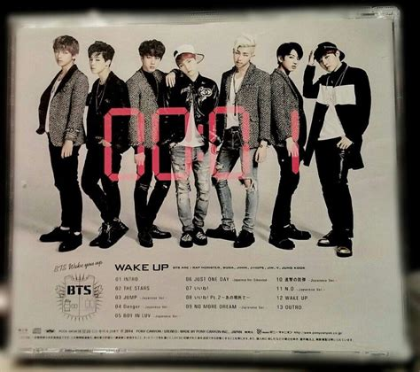 download mp3 bts wake up album bts wake up 1st jap album my bts collection 1 k
