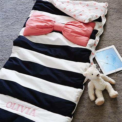 bow sleeping bag the land of nod