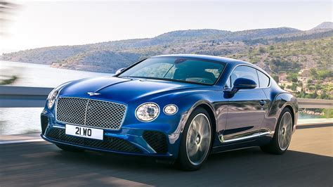 bentley and bentley 2018 bentley continental gt revealed the world s most