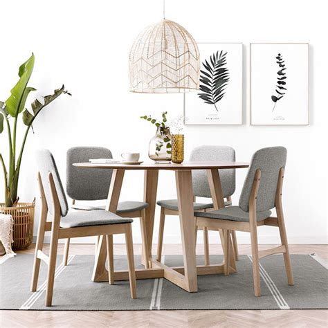 fotos  ideas  decorar la mesa del comedor mil