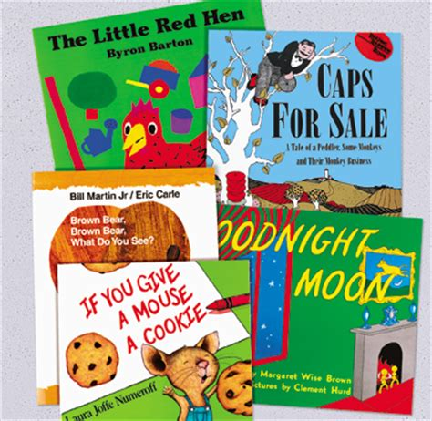 large picture books classroom favorites big books set 2 at lakeshore learning