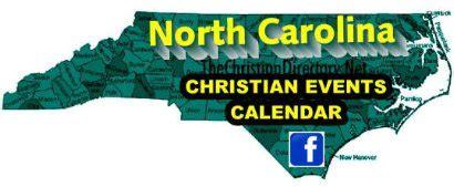 north carolina nc christian event listings advertise