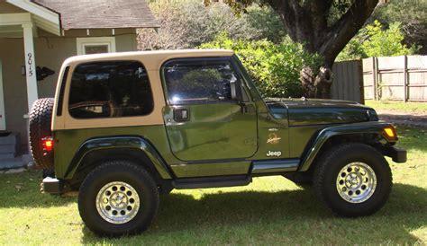 97 Jeep Wrangler Top 1997 Jeep Wrangler 6 Cyl 5 Speed Top