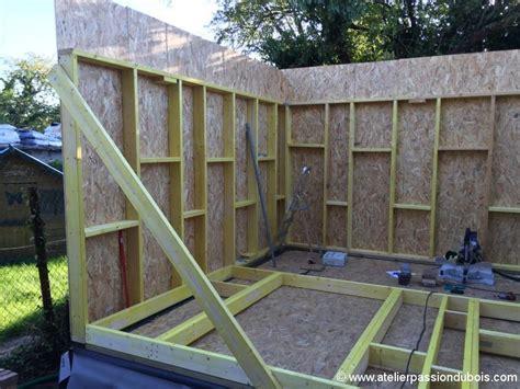 Comment Isoler Une Maison 949 by Construction Atelier Bois Part4 Construction D Un Atelier