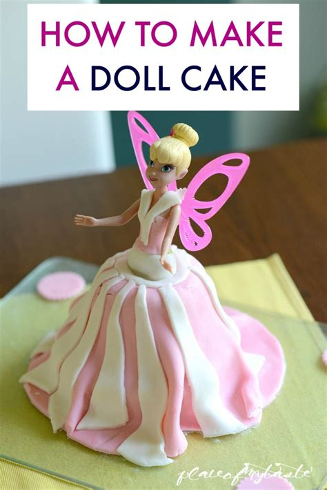doll how to make how to make a doll cake the easy way make that