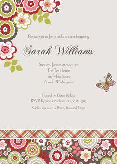 kleinfeld bridal shower invitations wedding shower invites on wedding shower