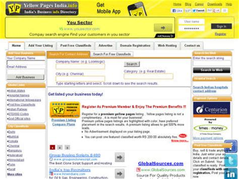 Yellow Pages Search By Address About Yellowpages