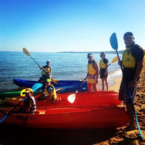 mornington boat hire kayak hire mornington