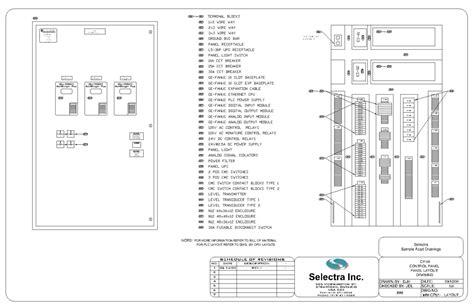 wiring diagram plc panel efcaviation