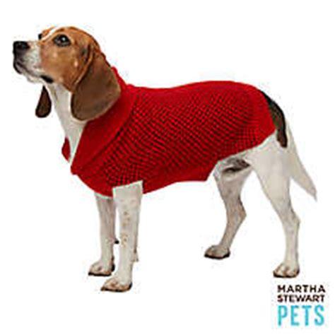 petsmart sweaters martha stewart pets 174 knit sweater sweaters coats petsmart