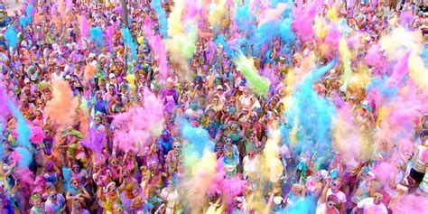 the color run add a color to your plexislife