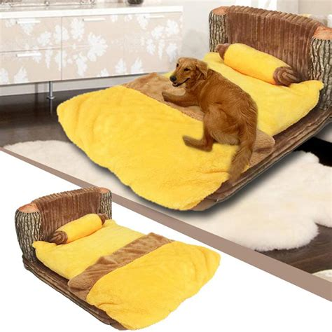 Tempat Tisu Sofa Pooh Yellow best of yellow the pooh plush beds kennel luxury kennel bed cat mat warm cats bed pet