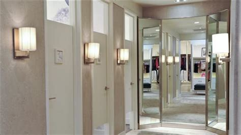 Store Dressing Room Ideas by Top Retail Stores That Need A Security System Makeover