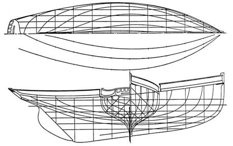 lines drawing boat building tim loftus boat building bristol channel pilot cutters