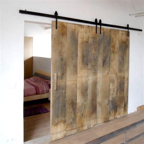 schuifdeur badkamer op maat schuifdeur op maat in oude eik voor de badkamer tuin