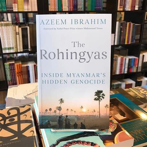 the rohingyas inside myanmar s genocide books the rohingyas inside myanmar s genocide din