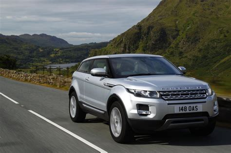 2013 Land Rover Range Rover Evoque Pictures Photos Gallery