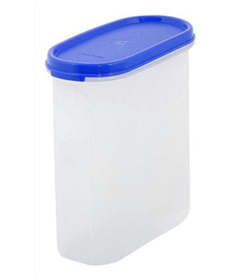 Tupperware Modular Mates Oval 1 2 tupperware modular mates oval 3 1 7ltr plastic containers 1pc buy at best price in