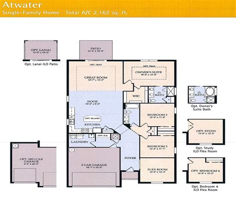 Old Pulte Floor Plans by Pulte Homes Florida New Homes For Sale