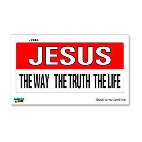 Christian Bumper Stickers