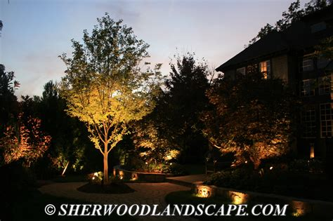 Michigan Outdoor Landscape Lighting Gallery Michigan Landscape Lighting Companies