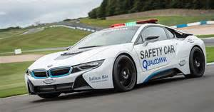 bmw s safety car servicing stop bmw