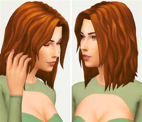 Kotcat   Sims 4 CC   Hair   Pinterest   Sims, Sims cc and Ts4 cc