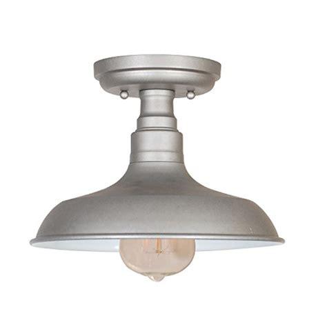 design house kimball design house 519876 kimball 1 light semi flush mount
