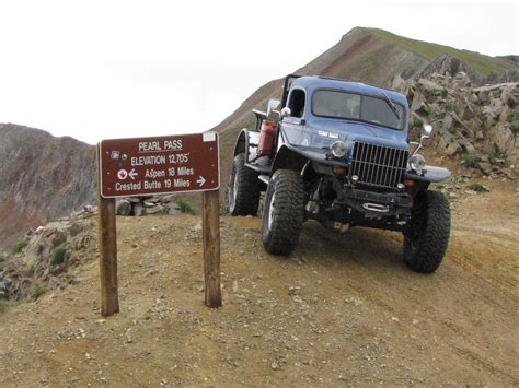 Jeep Trails Colorado Bushducks Jeep Trail And Backroads Trip Reports Colorado