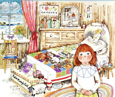 Home Design Story by Katie Morag The Story Of A Feisty From The Magical