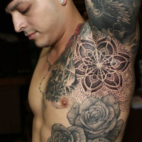 mandala tattoos for men 50 brilliant mandala tattoos you wish to