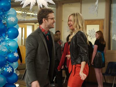 Did Cameron Diaz Flip Out On Justin Timberlake by Cameron Diaz Bad Collider