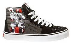 Sepatu Vans Sk8 High Social Distortion vans custom social distortion sk8 hi my dope swag