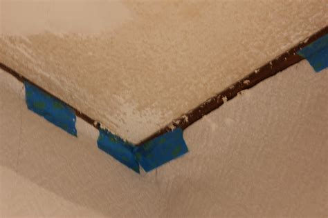 the handcrafted how to remove popcorn ceilings