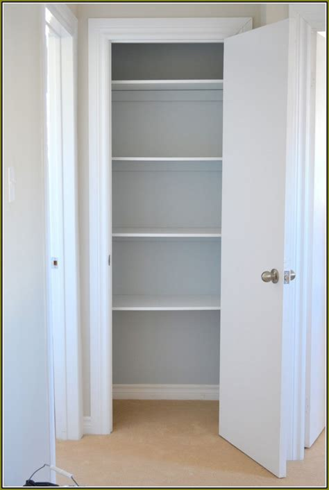 Linen Closet Shelf Height by Linen Closet Shelving Home Design Ideas