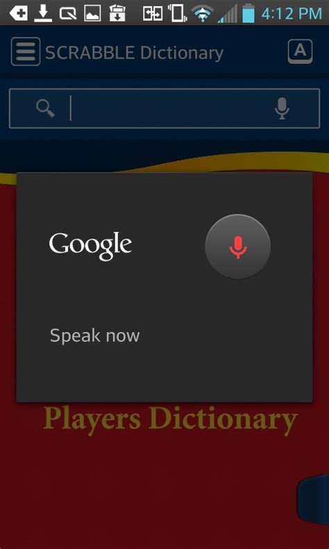 scrabble dictionary app android scrabble dictionary android apps on play