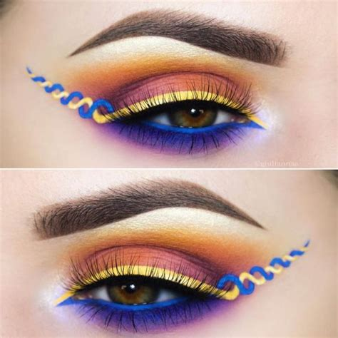tutorial eyeliner nero ribbon eyeliner trend tutorial make up instragram