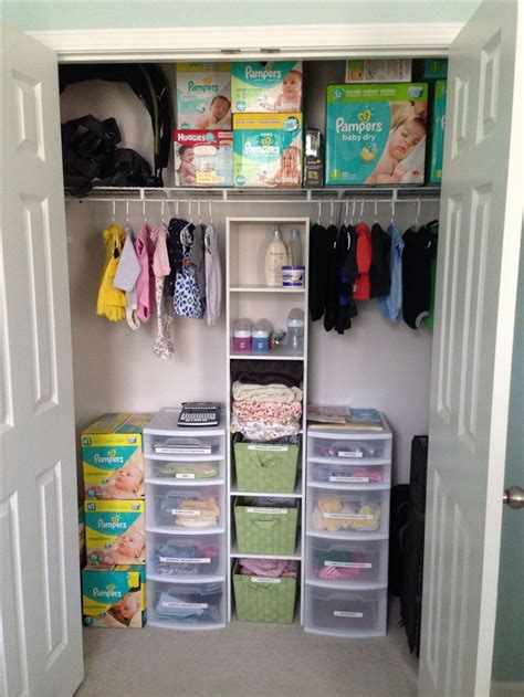 1000 ideas about organizing baby dresser on pinterest