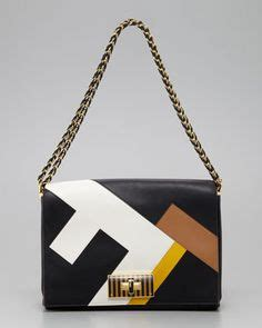 Daytime Clutch Trend Flash Logo Clutch By Fendi by 1000 Images About Handbags On Hermes Bags