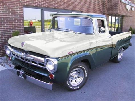 57 Ford Truck by 57 Ford Truck Check It Out Ford Truck Enthusiasts
