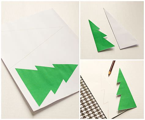 How To Make A Tree With Paper - craft idea paper trees