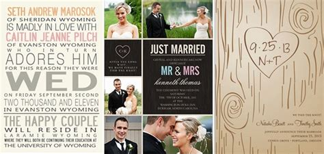 Wedding Announcement Creative by You Re Invited A Planning Guide For All Wedding Related