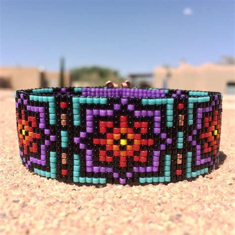 bead loom bracelets rainbow burst bead loom bracelet bohemian boho artisanal
