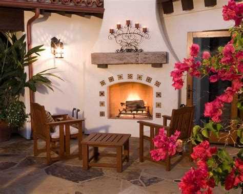 Spanish Designs spanish fireplace design spanish style outdoor fireplace