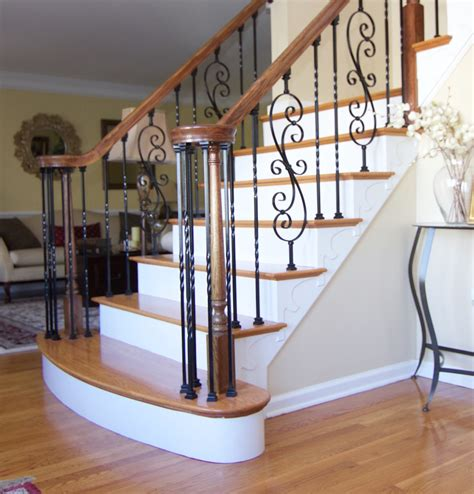 Images Of Banisters Gandswoodfloors Hardwood Stairs Lynn Boston Wellesley Metro