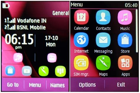pattern screen lock for nokia c2 03 nokia c2 03 review dual sim touch and type