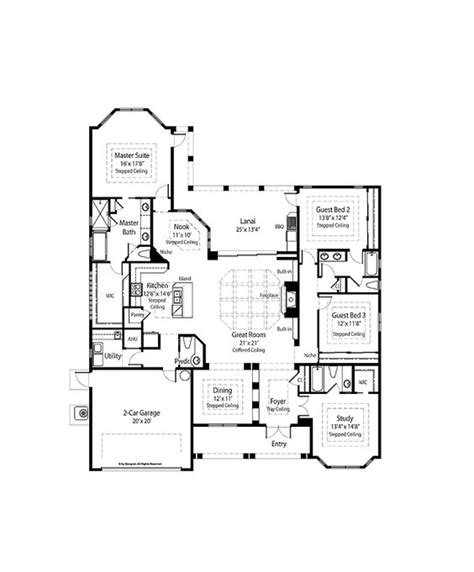 ranch open floor plan ranch open floor plan home inspiration pinterest 3