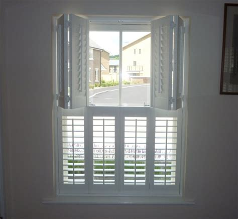 Indoor Window Shutters Tier On Tier Window Shutters Interior Shutters Wood