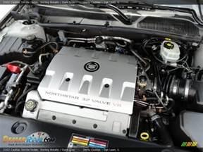 Cadillac 4 6 Engine 2002 Cadillac Sedan 4 6 Liter Dohc 32 Valve